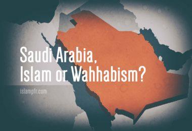 Saudi Arabia,Islam or Wahhabism