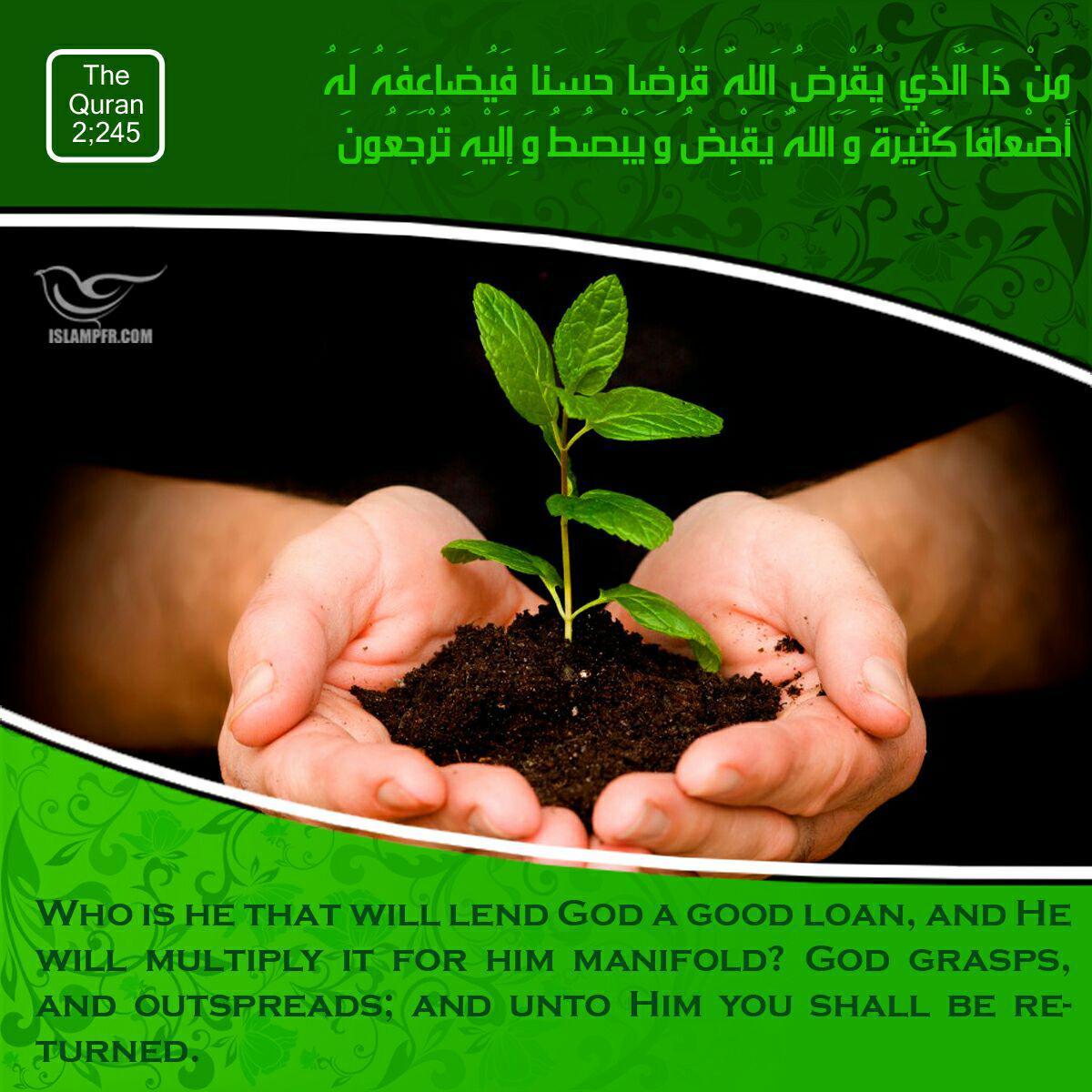 Verses of Mercy - Surah Al Baqarah