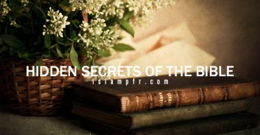 Hidden secrets of Bible