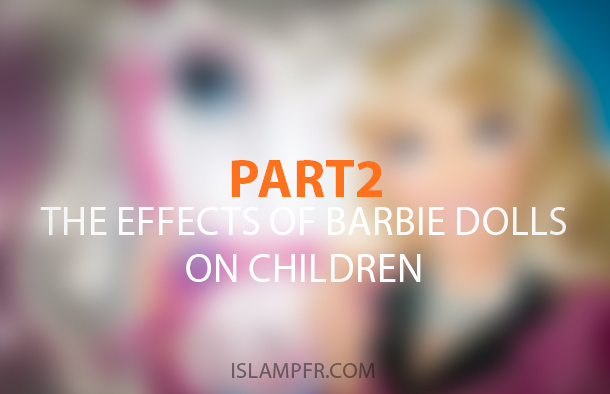 barbies effect on children Influence of barbie on gender identity  if barbie has such a negative effect, why do we keep purchasing them  these dolls help children have play time, but not .