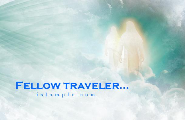 Fellow traveler...