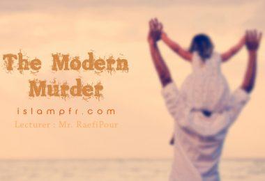 The Modern Murder