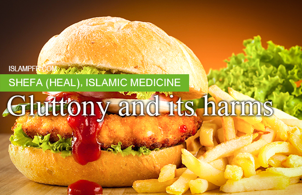 Gluttony and its harms