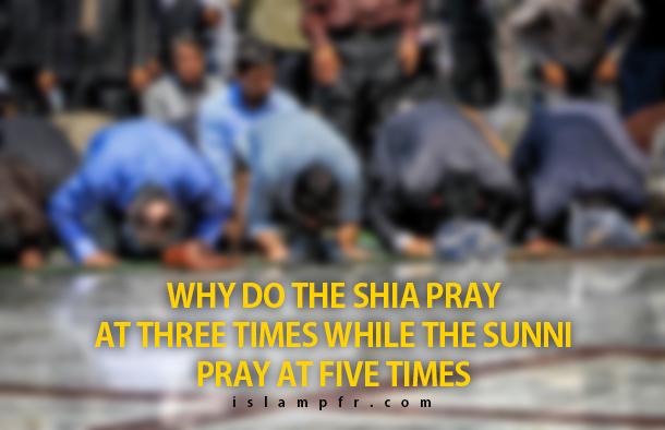 Shia pray